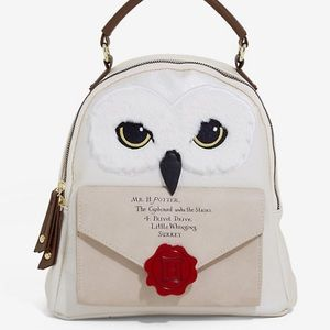 Handbags - Harry Potter Hedwig backpack
